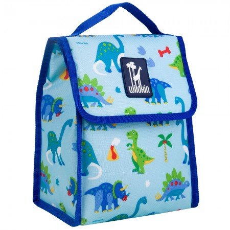 Dinosaur Land Lunch Bag