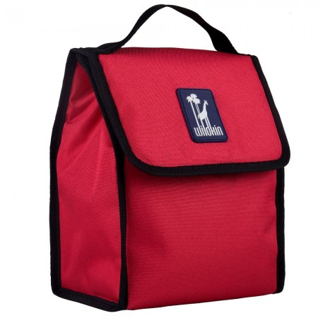 Cardinal Red Munch 'n Lunch Bag