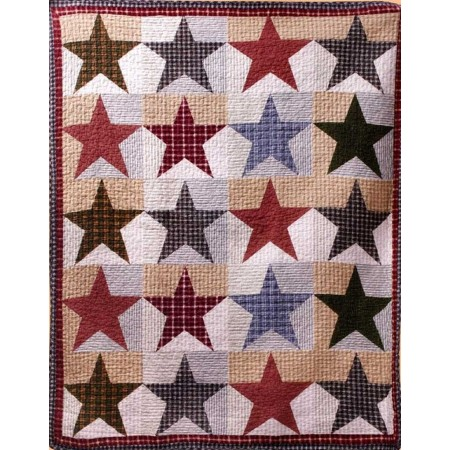 Nicholas Throw Size Quilt