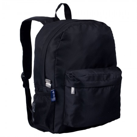 Rip-Stop Black Crackjack Backpack