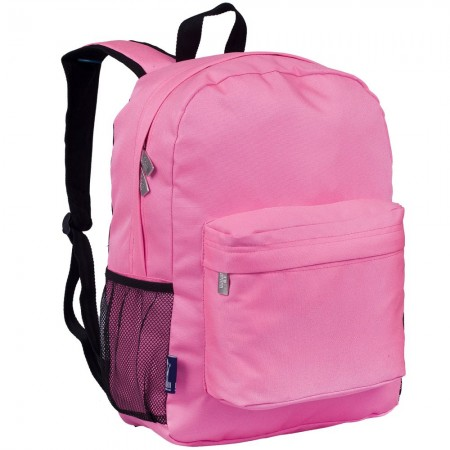Flamingo Pink 16 Inch Backpack