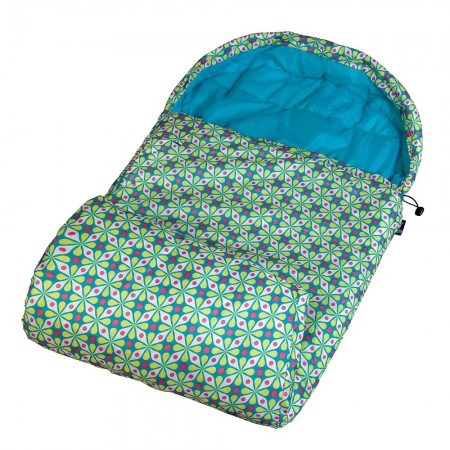 Spring Kaleidoscope Stay Warm Sleeping Bag