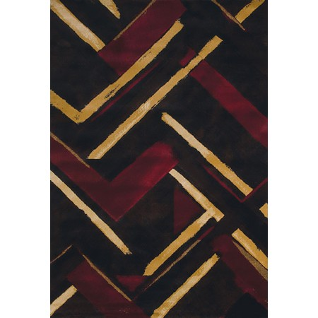 "Diesel Chocolate Area Rug (63"" X 90"")"