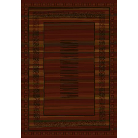 Cabin Retro Lodge Area Rug - Cabin Style Area Rug