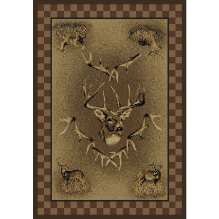 "White Tail Ridge Accent Rug (22"" X 36"")"