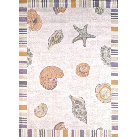 "Sand And Shells Accent Rug (22"" X 36"")"