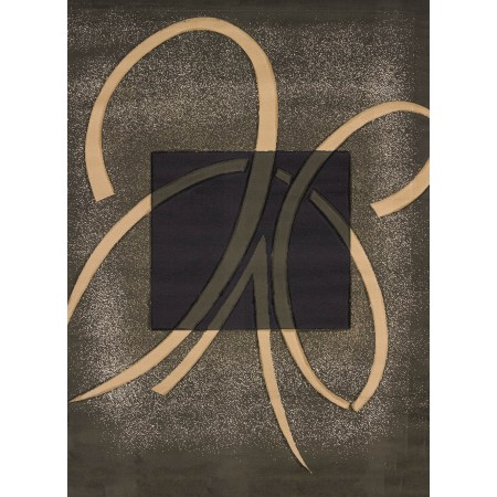 Satin Walnut Area Rug from the Urban Galleries Collection