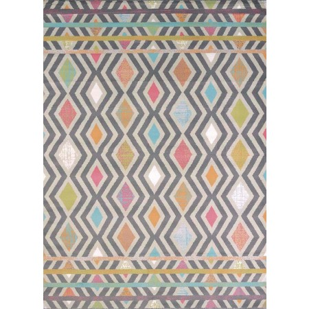 Lucent Tropical Area Rug from the Urban Galleries Collection