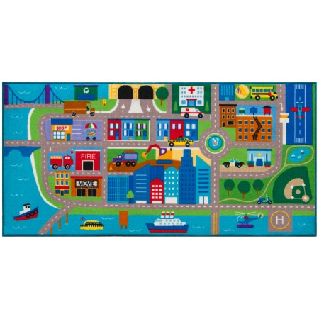 Olive Kids Cityscape Play Rug
