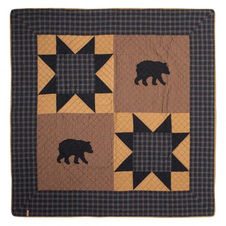 Donna Sharp Bear Star Throw - 60 X 60