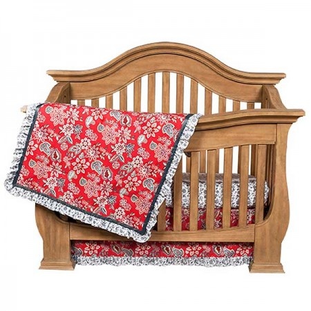 Charismatic 3 Piece Crib Bedding Set by Waverly