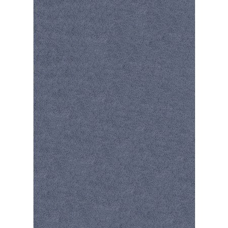 "Brushstrokes Blue Area Rug (63"" X 86"") - Solid Color Area Rugs"