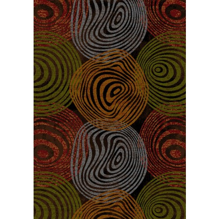 Decibel Multi Area Rug - Transitional Style Area Rug