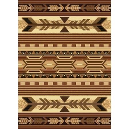 "Broken Arrow Area Rug (63"" X 86"")"