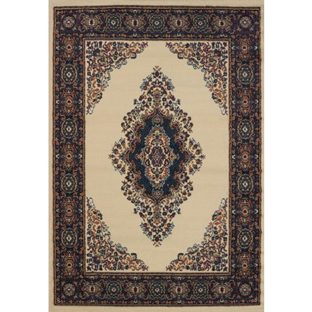 "Cathedral Cream Area Rug (94"" X 126"")"