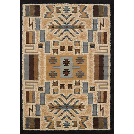 "Pelham Grey Accent Rug (22"" X 36"")"