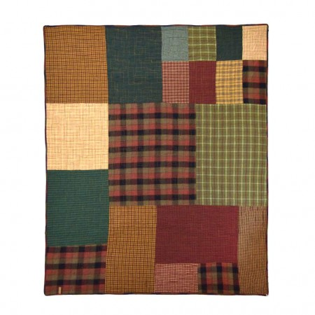 Donna Sharp Campfire Square Throw - 50 X 60