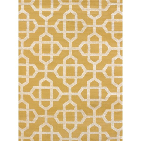 Orison Harvest Gold Area Rug - Transitional Style Area Rug