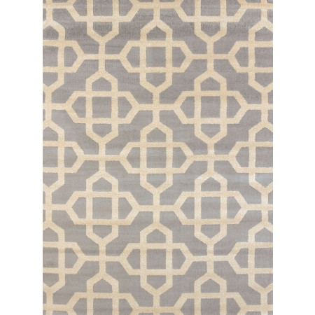 Orison Grey Area Rug - Transitional Style Area Rug