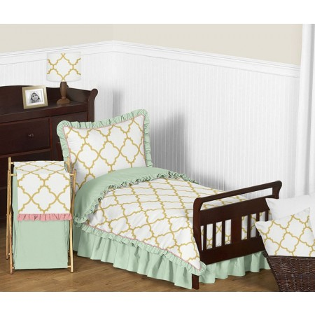Ava Toddler Bedding Set By Sweet Jojo Designs