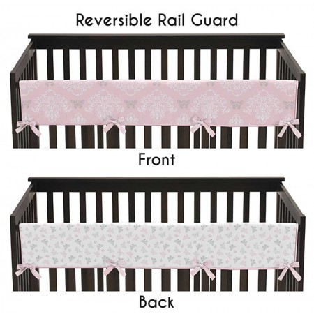Alexa Collection Long Rail Guard Cover