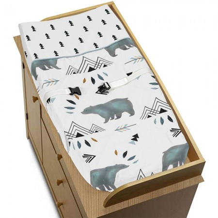 Bear Mountain Changing Pad Cover
