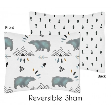 Bear Mountain Pillow Sham