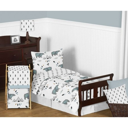Bear Mountain Toddler Bedding Set By Sweet Jojo Designs