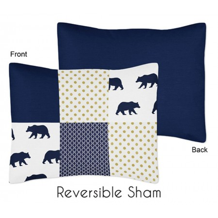 Big Bear Pillow Sham