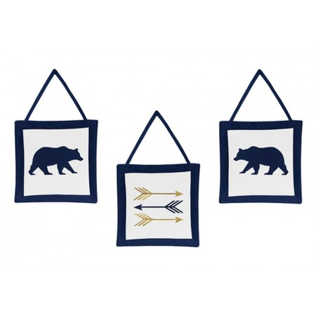 Big Bear Wall Hanging