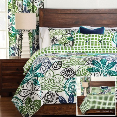 Bali Duvet Set from the Studio Bedding Collection