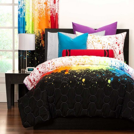 Cosmic Burst Comforter Set
