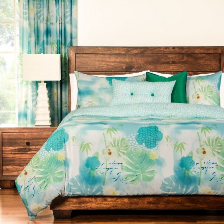 Cubana Duvet Set from the Studio Bedding Collection