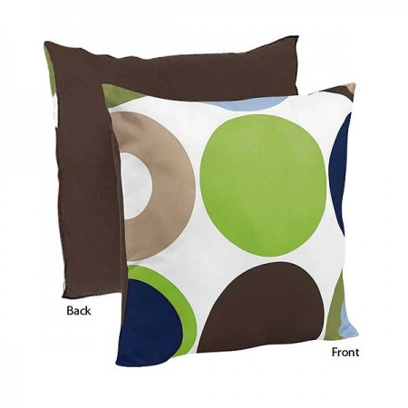 Designer Dot Accent Pillow