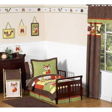 Forest Friends Toddler Bedding Set by Sweet Jojo Designs