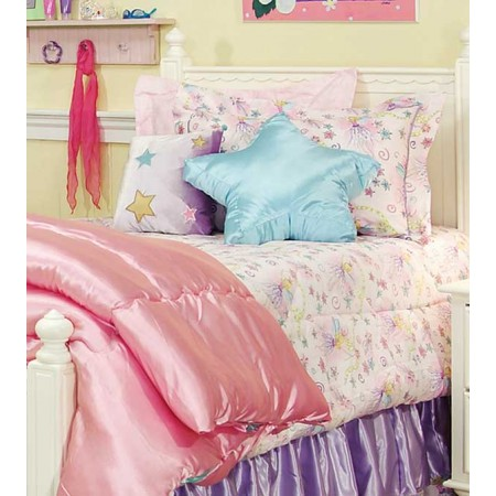 Glitter Fairy Twin Size Bunk Bed Hugger Comforter by California Kids