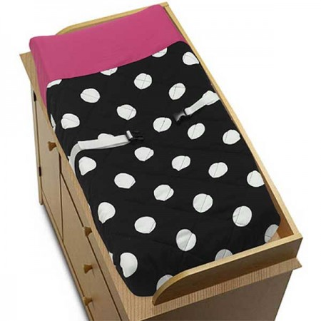 Hot Dot Changing Pad Cover