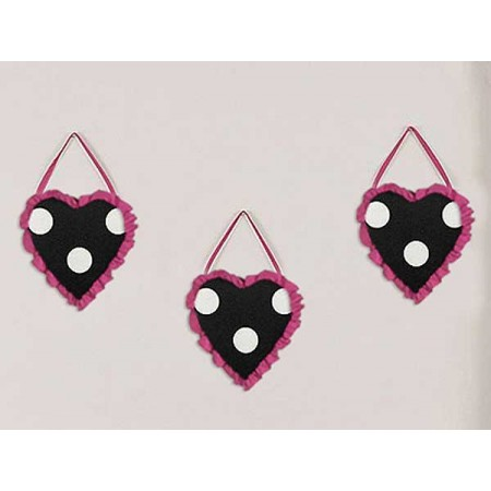 Hot Dot Wall Hanging