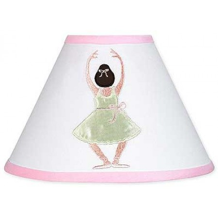 Ballerina Lamp Shade