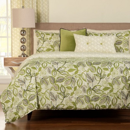 Lahaina Luau Duvet Set from the Studio Bedding Collection