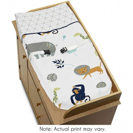 Mod Jungle Changing Pad Cover