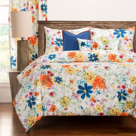 Modern Meadow Duvet Set from the Studio Bedding Collection