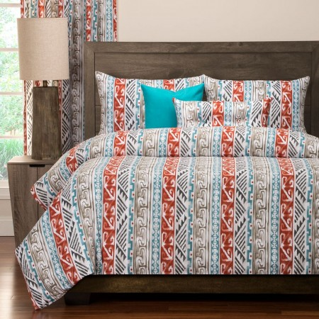 Navajo Duvet Set from the Studio Bedding Collection