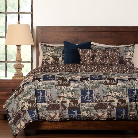 North Shore Duvet Set from the Studio Bedding Collection