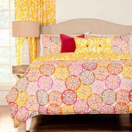 Olivia Duvet Set from the Studio Bedding Collection