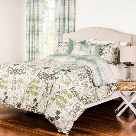 Ornamental Duvet Set from the Studio Bedding Collection