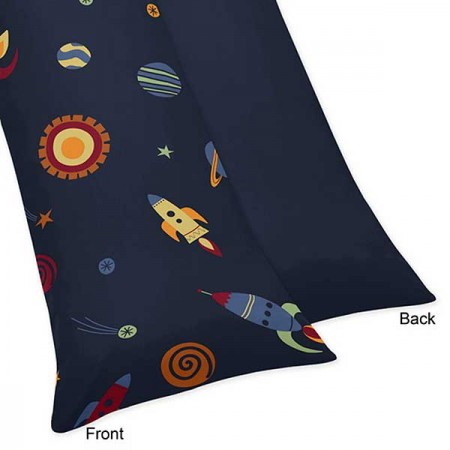 Space Galaxy Body Pillow Cover