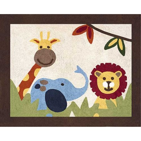 Jungle Time Floor Rug