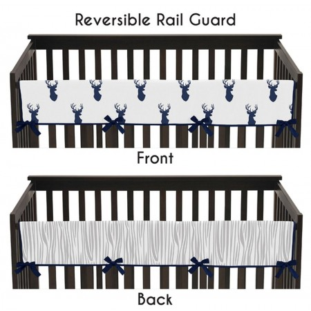 Stag Collection Long Rail Guard Cover