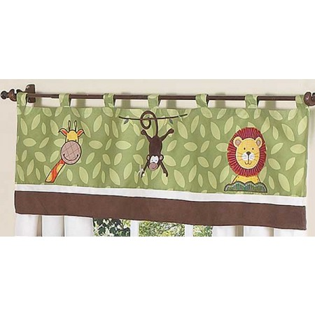 Jungle Time Valance
